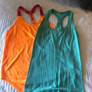 2 workout tops
